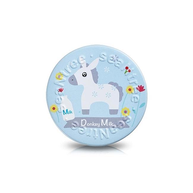 Крем для лица на основе ослиного молока Seantree Donkey Milk Water Drop Cream 35g Корея
