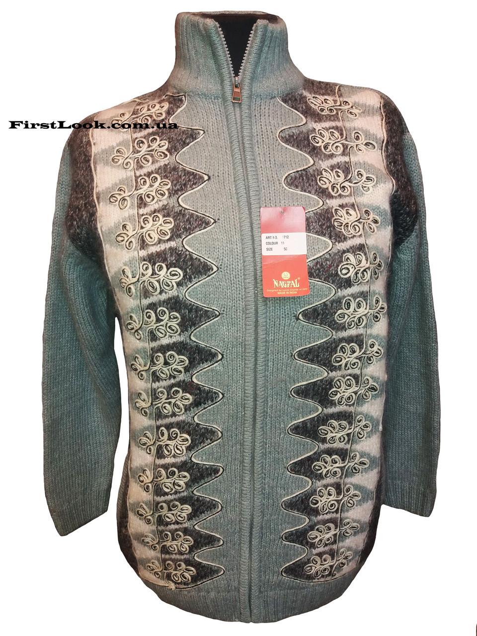 Женская шерстяная кофта( с 50 по 58)