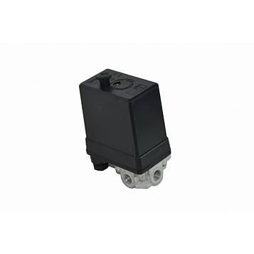 Автоматика к компрессору 380B под 4 выхода PROFI21D-380-1