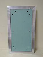 Люк под гипсокартон (покраску) типа Стандарт 200х300 Domi