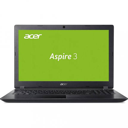 Ноутбук Acer Aspire 3 A315-53 15.6HD AG/Intel Pen 4417U/4/128F/int/Lin/Black, фото 2