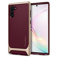 Чохол Spigen для Samsung Note 10 Neo Hybrid, Burgundy (628CS27383)