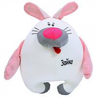 Антистрессовая подушка-игрушка Цацки-Пецки Плюшка Звери  дизайн Пес