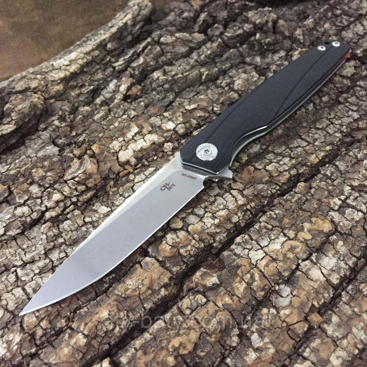 Нож CH Outdoor CH3007-G10 Black
