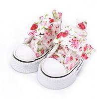 Ботинки для куклы Айси, обувь для Блайз, розовые