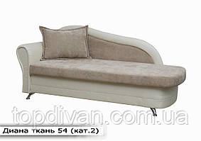 """Диван """"Діана"""" (тканина 54) Габарити: 2,10 х 0,85 Спальне місце: 1,85 х 0,80"""