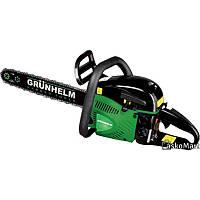Бензопила 3.3 кВт, шина 45 см, Grunhelm GS5200M Professional (69583/69581)