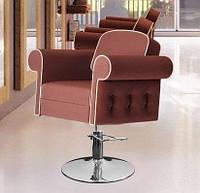 Удобное парикмахерское кресло Perfetto Квадрат