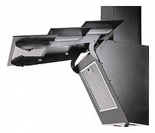 Кухонная вытяжка Eleyus Троя LED 60 /1200 WH (чёрная), фото 3