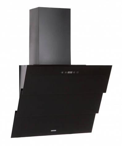 Кухонная вытяжка Eleyus Троя LED 60 /1200 WH (чёрная), фото 2