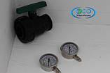 Фильтр полуавтоматический с ручной вакуумной промывкой Aytok, фото 3
