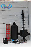 Фильтр полуавтоматический с ручной вакуумной промывкой Aytok, фото 4