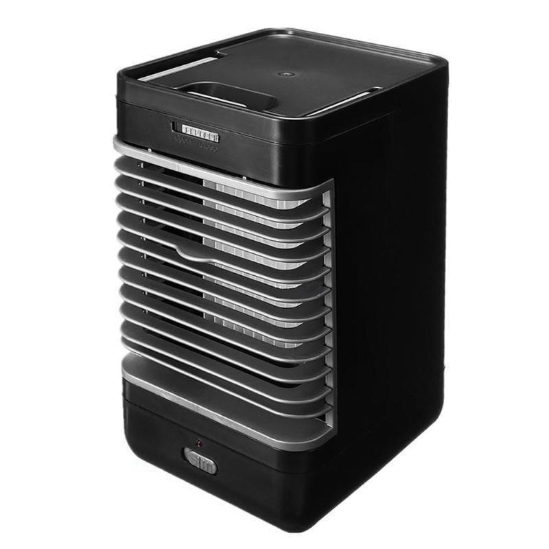Портативный мини-кондиционер Handy Air Cooler 3 в 1 Black (33514)