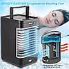 Портативный мини-кондиционер Handy Air Cooler 3 в 1 Black (33514), фото 3
