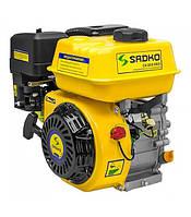 Двигатель бензиновый Sadko GE-200 PRO с шлицевым валом, воздушным фильтром