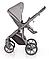 Детская коляска универсальная 2 в 1 Roan Bloom Grey dots (Роан Блум, Польша), фото 2
