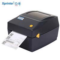 Термопринтер этикеток Xprinter XP-460B Для новой почты !
