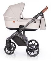 Детская коляска универсальная 2 в 1 Roan Bloom Ivory (Роан Блум, Польша)