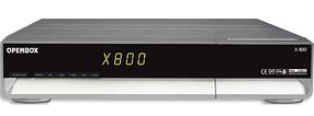 Спутниковий ресивер Openbox X800