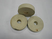 Абразивный круг шлифовальный (электрокорунд белый) 25А ПП 60Х8Х20 16 С2