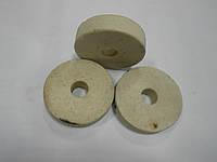 Абразивный круг шлифовальный (электрокорунд белый) 25А ПП 63Х10Х20 25 СТ1