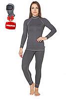 Женское Термобелье Radical Rock SG темно-серый Комплект+подарок! (r1105)