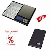 Карманные ювелирные электронные весы в виде книжки (500/0,01) MH048, фото 1