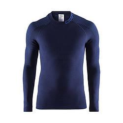 Мужская термкофта темно-синяя Craft WARM INTENSITY CN LS M 1905350-391000