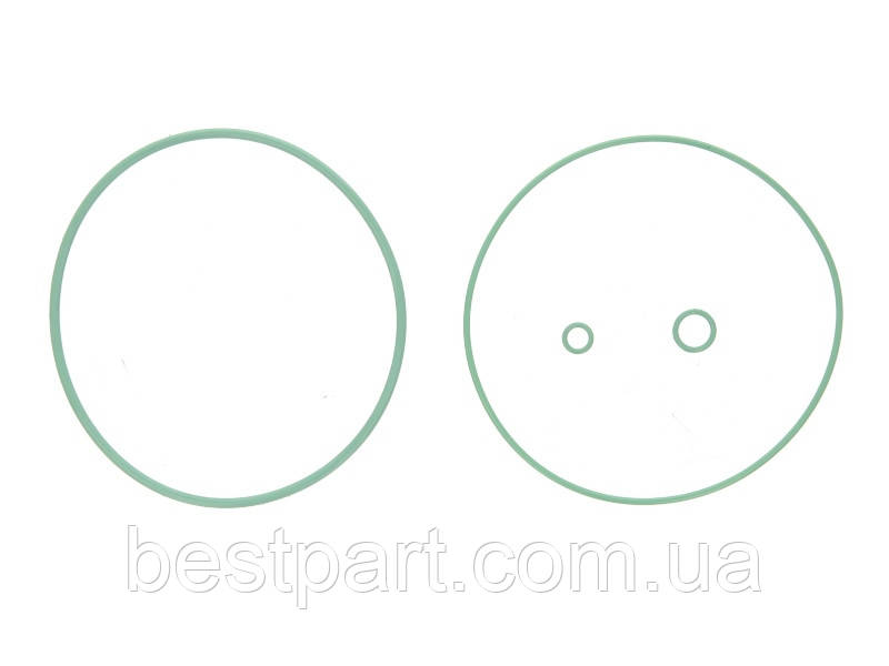 Комплект прокладок компресора Sanden TRF090; TRS090; TR090