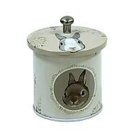 Железная банка для специй 50г Кролик