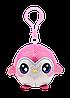 Ароматная мягкая игрушка SQUEEZAMALS S3 – ПИНГВИН МАРВИН (6 cm, на клипсе)
