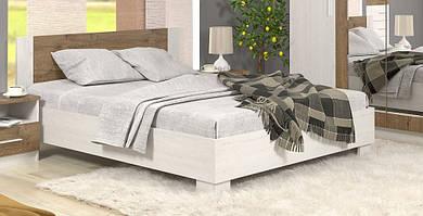 Кровать 160 (180) МАРКОС (Андерсон пайн) Мебель-Сервис