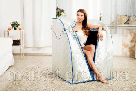 Мини-сауна Ergonova инфракрасная Sauna Slim Space