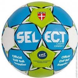 Мяч гандбольный Select Light Grippy 00 169075-238