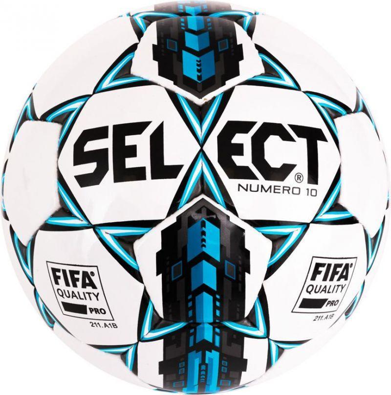 Мяч футбольный Select Numero 10 FIFA 367502-305