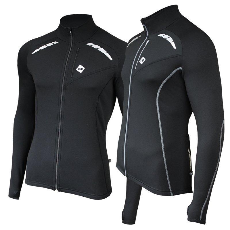 Спортивная мужская куртка с мембраной и отражателями Radical SPOKE (r7120m)