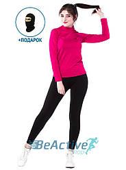 Спортивное женское термобелье Radical Acres Pink colorful + балаклава в подарок (r1141)