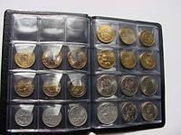 Альбом для монет 96 ячеек Польша