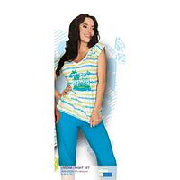Легкая женская пижама Key LNS 306 A5