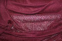 Марсала. Ангора тонкая, люрексовая нить, паутинка люрексовая, фото 1