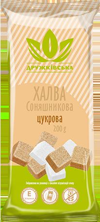 Халва Дружковская 60 г х 50 шт в упаковке