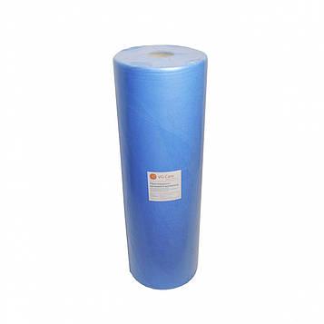 Рулон спанбонд VG Care 0,8х500 без перфорации (20 г/м2) голубой