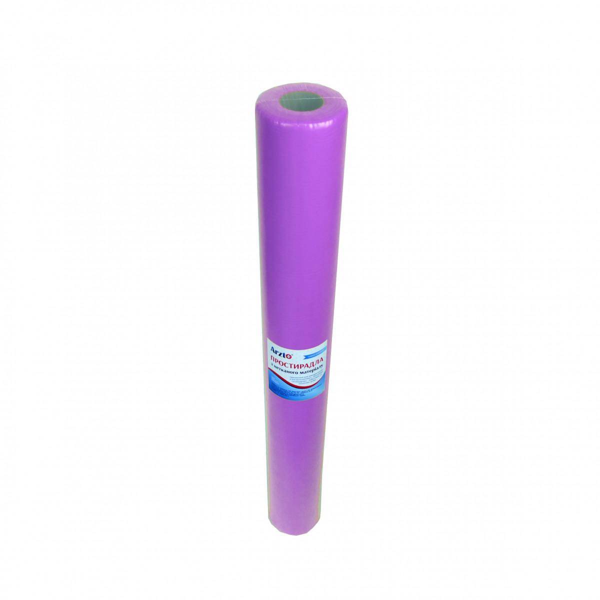 Рулон спанбонд Arzt plus 0,6х100 без перфорации (20 г/м2) лиловий