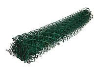 Сетка рабица ПВХ 50x50x1,9мм