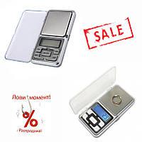 Весы карманные ювелирные MH004 (500/0,1), фото 1