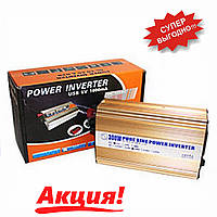 Преобразователь постоянного тока 500W Power Inventer
