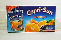 Сок с трубочкой Capri-Sun Orange (коробка 10шт*200ml) (Германия)