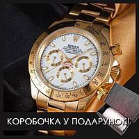 Механические часы Rolex Daytona White