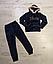 Велюровый костюм-двойка для девочек, Венгрия, Seagull, рр. 6,8,10,12,14 лет., арт. CSQ-52117,, фото 3
