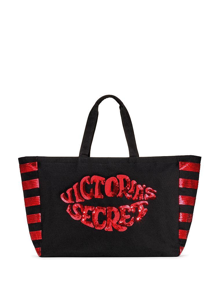 Victoria's Secret сумка Sequin Lips оригинал
